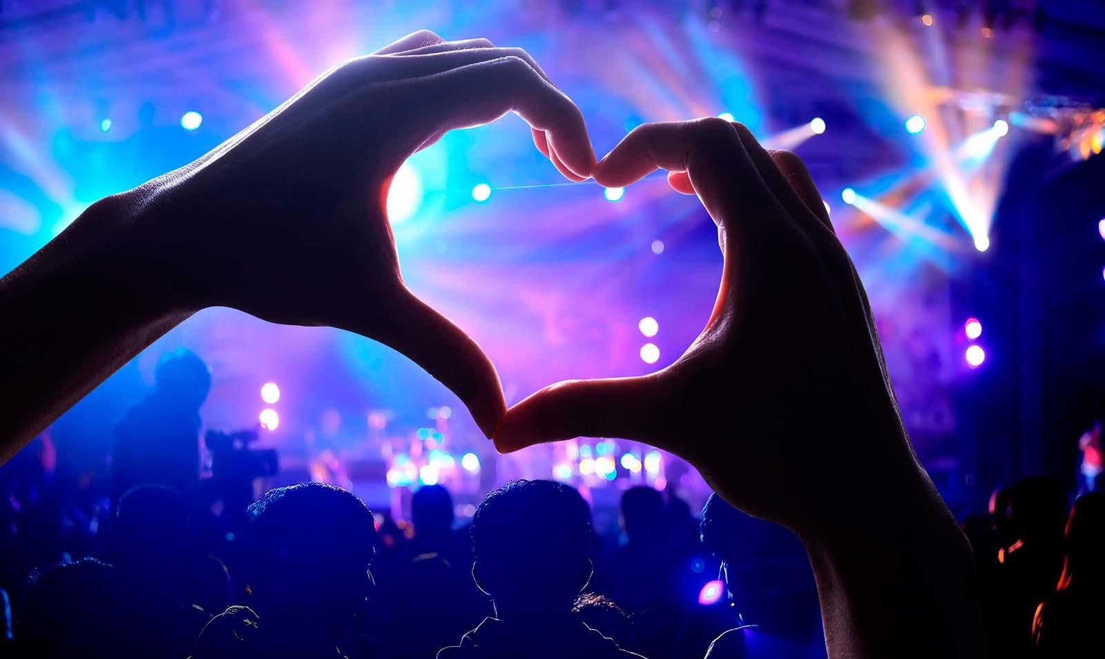 Живата музика намалява хормоните на стреса