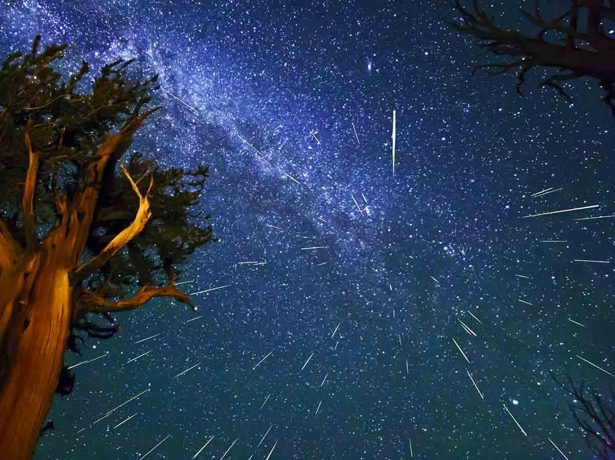 Метеоритен дъжд Персеиди 2016