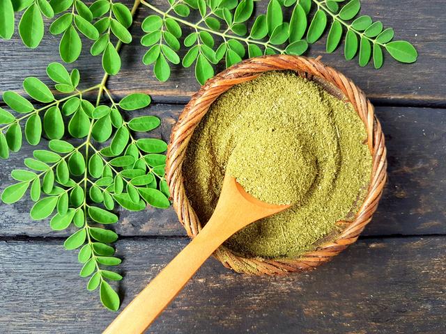 Моринга – чудното лековито растение снимка
