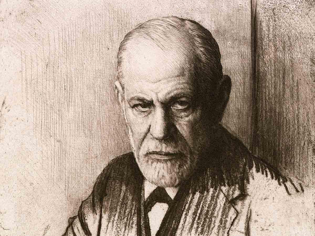 Подбрани цитати на Зигмунд Фройд