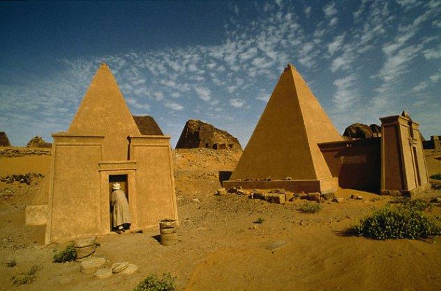 Мистериите за пирамидите, които никой не може да обясни