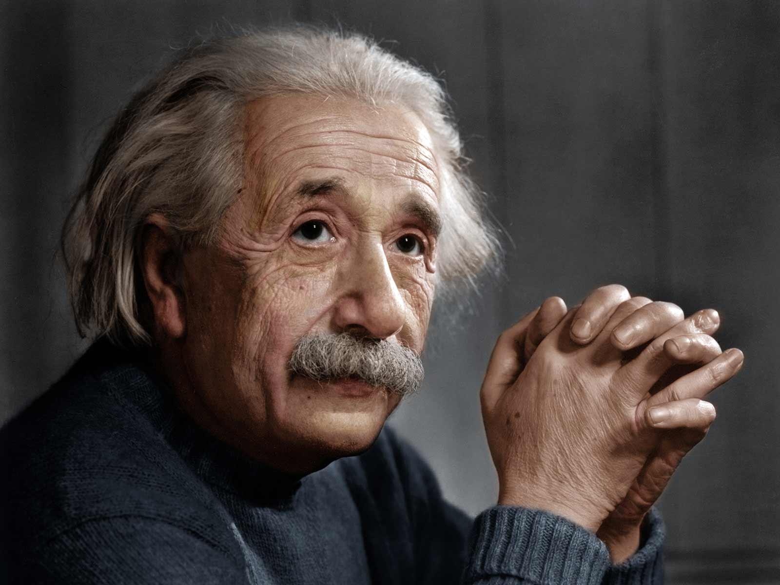 Гатанката на Айнщайн. Можете ли да я решите?